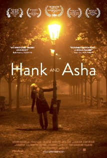 Hank and Asha (2013) cover