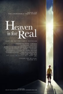 Heaven Is for Real 2014 poster