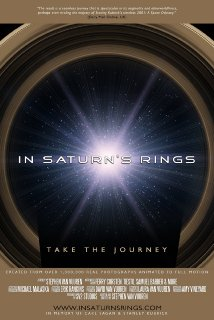 In Saturn's Rings 2014 poster