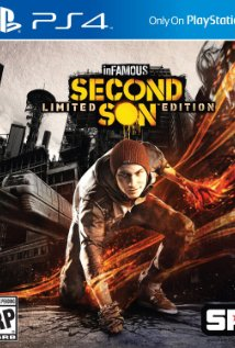 Infamous: Second Son (2014) cover