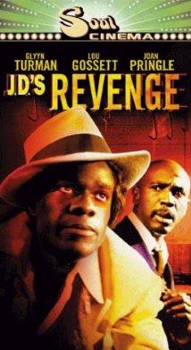 J.D.'s Revenge (1976) cover