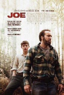 Joe (2013) cover