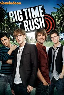 Big Time Rush (2009) cover