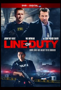 Line of Duty (2013) cover