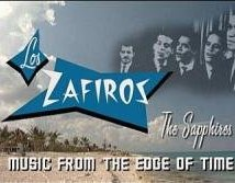 Los Zafiros: Music from the Edge of Time (2002) cover