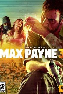 Max Payne 3 2012 poster