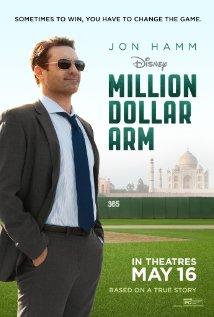 Million Dollar Arm (2014) cover