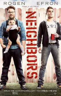 Neighbors (2014) cover