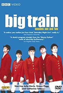 Big Train 1998 poster