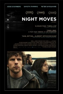 Night Moves (2013) cover