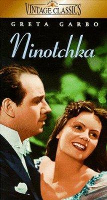Ninotchka (1939) cover