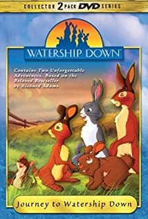 Watership Down (1999) cover
