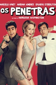 Os Penetras (2012) cover