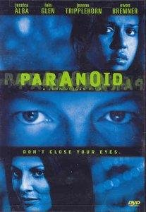 Paranoid 2000 poster