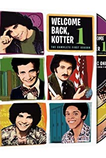 Welcome Back, Kotter (1975) cover