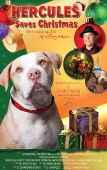 Santa's Dog 2012 poster