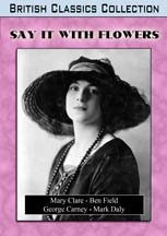 Say It with Flowers (1934) cover