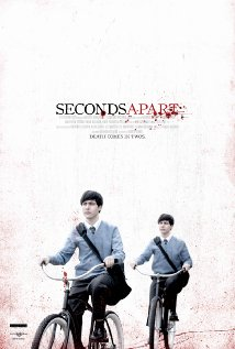 Seconds Apart (2011) cover