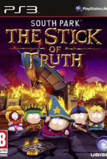 South Park: The Stick of Truth 2014 poster
