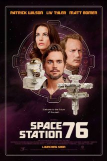 Space Station 76 (2014) cover