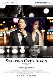 Starting Over Again (2014) cover