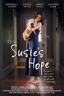 Susie's Hope 2013 poster