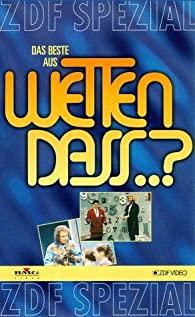Wetten, dass..? (1981) cover
