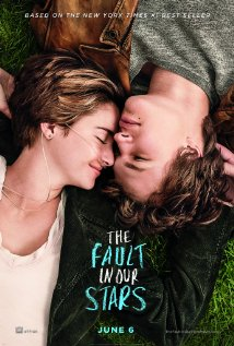 The Fault in Our Stars (2014) cover