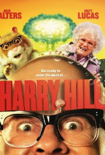 The Harry Hill Movie (2013) cover