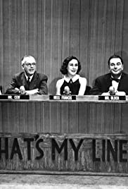 What's My Line? (1950) cover