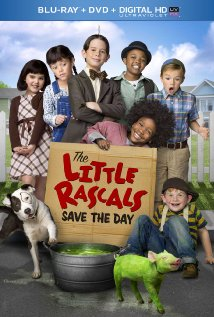 The Little Rascals Save the Day (2014) cover