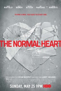 The Normal Heart (2014) cover