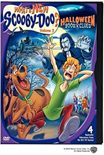 What's New, Scooby-Doo? (2002) cover