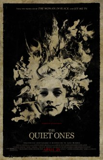 The Quiet Ones 2014 poster
