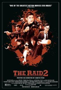 The Raid 2: Berandal 2014 poster