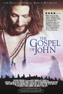The Visual Bible: The Gospel of John (2003) cover