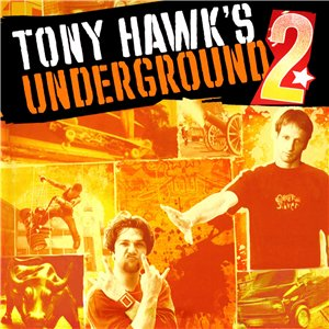 Tony Hawk's Underground 2 (2004) cover