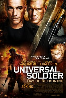 Universal Soldier: Day of Reckoning (2012) cover