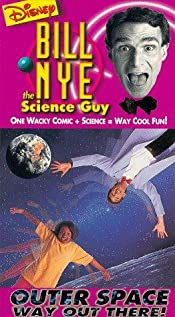 Bill Nye, the Science Guy (1993) cover