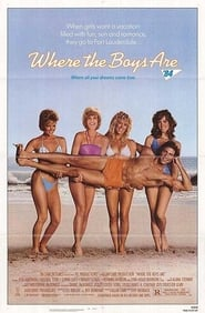 Where the Boys Are (1984) cover