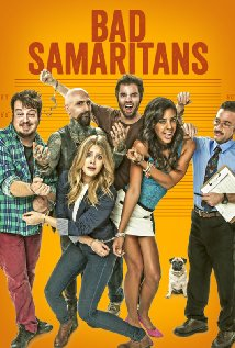 Bad Samaritans (2013) cover