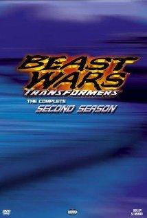 Beast Wars: Transformers 1996 poster