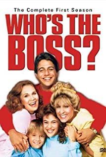 Who's the Boss? (1984) cover
