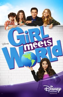 Girl Meets World (2014) cover