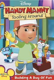 Handy Manny (2006) cover