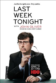 Last Week Tonight with John Oliver 2014 poster