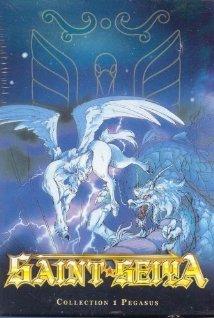 Seinto Seiya 1986 poster