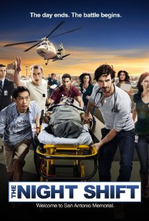 The Night Shift (2014) cover