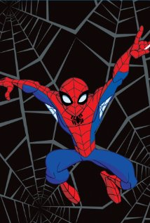 The Spectacular Spider-Man 2008 poster