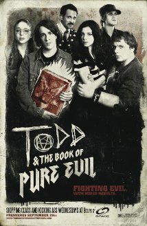 Todd and the Book of Pure Evil (2010) cover